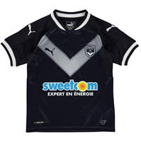 Tricou Acasa Puma Bordeaux 2017 2018 Junior