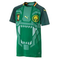 Tricou Acasa Puma Cameroon 2018 Junior