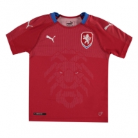 Tricou Acasa Puma Czech Republic 2018 Junior