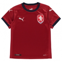 Tricou Acasa Puma Czech Republic 2020 Junior
