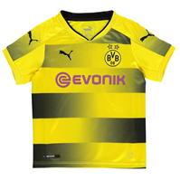 Tricou Acasa Puma Dortmund 2017 2018 Junior
