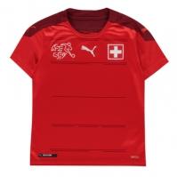 Tricou Acasa Puma Switzerland 2020 Junior