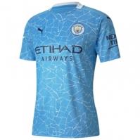 Tricou Acasa Puma Manchester City 2020 2021