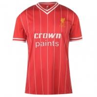 Tricou Acasa Team Liverpool FC 1982 pentru Barbati