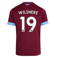 Tricou Acasa Umbro West Ham United Jack Wilshere 2018 2019 Junior