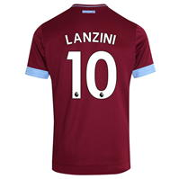 Tricou Acasa Umbro West Ham United Manuel Lanzini 2018 2019 Junior