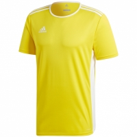 Tricou adidas Entrada 18 galben CD8390 copii teamwear adidas teamwear