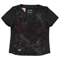 Tricouri adidas Mesh Golf de fete Junior