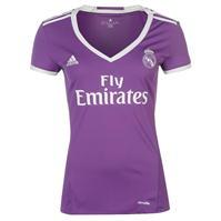 adidas Real Madrid Away Jersey 2016 2017 pentru Femei