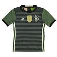 adidas UEFA Germany Away Jersey 2016 de baieti Junior
