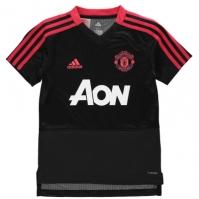 Tricou adidas Manchester United Training 2018 2019 Junior