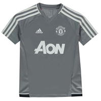Tricou adidas Manchester United FC Training Juniors