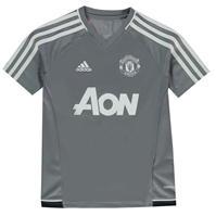 Tricou adidas Manchester United FC Training Juniors