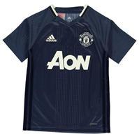 Tricou adidas Manchester United FC Training Junior