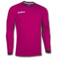 Tricou arbitru fotbal Joma Purple cu maneca lunga