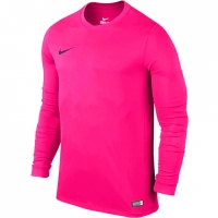 Tricou barbati Nike Park VI JSY maneca lunga roz 725884 616