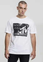 MTV I am Music Tee alb Mister Tee