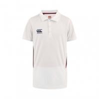 Tricou Canterbury Core Cricket de baieti Junior