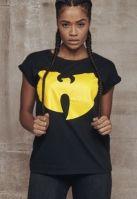 Tricou cu logo Wu-Tang pentru Femei negru