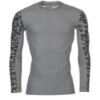 Tricouri cu Maneca Lunga adidas Techfit GX pentru Barbati