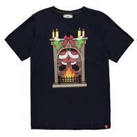Tricouri D555 Chimney Christmas pentru Barbati