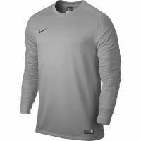 Bluza pentru portar Nike PARK GOALIE II gri 588441 001 pentru copii