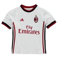 Tricou Deplasare adidas AC Milan 2017 2018 Junior