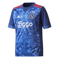 Tricou Deplasare adidas Ajax 2017 2018 Junior