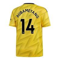Tricou Deplasare adidas Arsenal Pierre Emerick Aubameyang 2019 2020 Junior