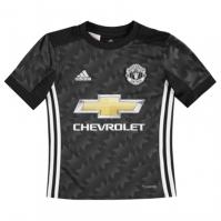 Tricou Deplasare adidas Manchester United 2017 2018 Junior