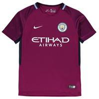 Tricou Deplasare Nike Manchester City 2017 2018