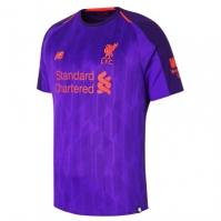 Tricou Deplasare New Balance Liverpool 2018 2019