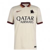 Tricou Deplasare Nike AS Roma 2020 2021