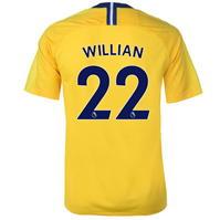 Tricou Deplasare Nike Chelsea Willian 2018 2019