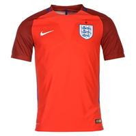 Tricou Deplasare Nike England Authentic 2016 pentru Barbati