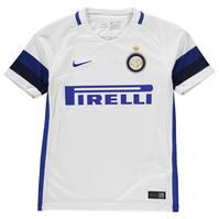 Tricou Deplasare Nike Inter Milan 2016 2017 Junior