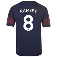 Tricou Deplasare Puma Arsenal Aaron Ramsey 2018 2019