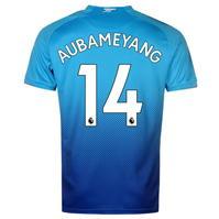 Tricou Deplasare Puma Arsenal Pierre Emerick Aubameyang Arsenal 2017 2018