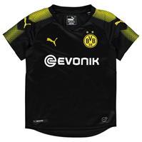 Tricou Deplasare Puma Borussia Dortmund 2017 2018 Junior