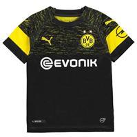 Tricou Deplasare Puma Borussia Dortmund 2018 2019 Junior
