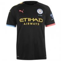 Tricou Deplasare Puma Manchester City 2019 2020