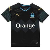 Tricou Deplasare Puma Marseille 2018 2019 Junior