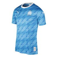 Tricou Deplasare Puma Marseille 2019 2020 pentru Barbati