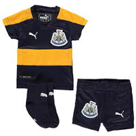 Tricou Deplasare Puma Newcastle United 2016 2017 Bebe