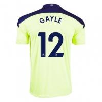 Tricou Deplasare Puma Newcastle United Dwight Gayle 2020 2021 Junior