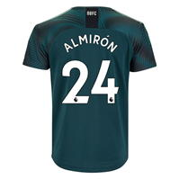 Tricou Deplasare Puma Newcastle United Miguel Almiron 2019 2020 Junior