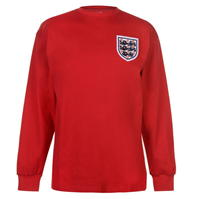 Tricou Deplasare Score Draw Anglia 1966 pentru Barbati