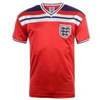 Tricou Deplasare Score Draw England 1982 pentru Barbati
