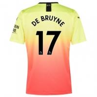 Tricou Puma Manchester City Kevin de Bruyne Third 2019 2020