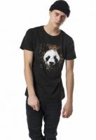Tricou Desiigner Panda negru Merchcode